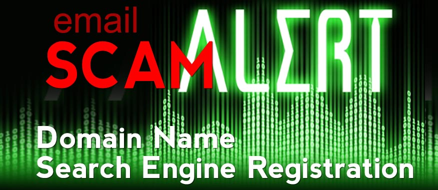 scam domain registration